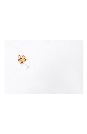 Детского хлопковый комплект из наволочки и простыни LORETTA CAPONI белого цвета, арт. 182K21198300701 | Фото 2