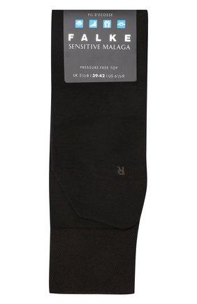 Мужские хлопковые носки sensitive malaga FALKE коричневого цвета, арт. 14646 | Фото 1 (Статус проверки: Проверена категория; Материал внешний: Хлопок; Кросс-КТ: бельё)