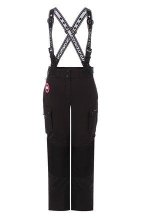 Утепленные брюки Tundra с накладными карманами | Фото №1