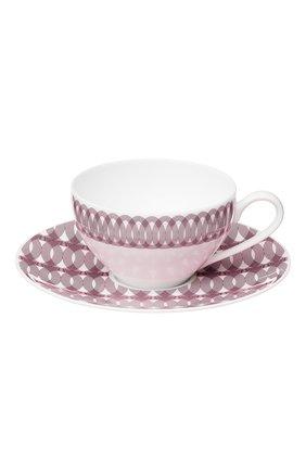 Чайная чашка с блюдцем Mood Nomade | Фото №1