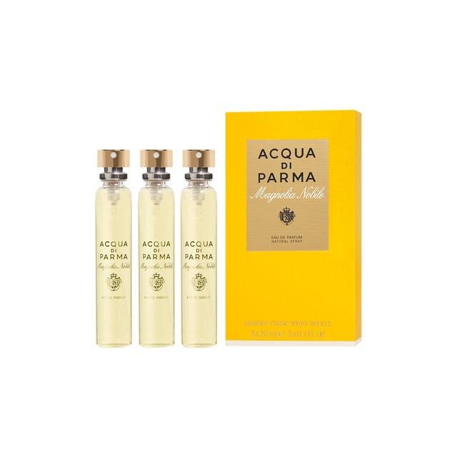 Сменный блок дорожного спрея Magnolia Nobile Acqua di Parma