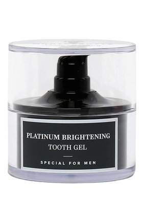 Гель для зубов Platinum Brightening Tooth Gel | Фото №1