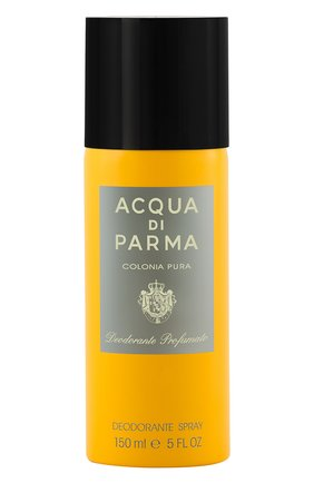 Мужской дезодорант colonia pura ACQUA DI PARMA бесцветного цвета, арт. 27023 | Фото 1