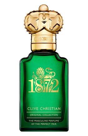 Мужской духи 1872 masculine CLIVE CHRISTIAN бесцветного цвета, арт. 652638004020 | Фото 1