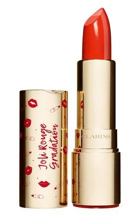 Двухцветная губная помада Joli Rouge Gradation, оттенок 801   Фото №1