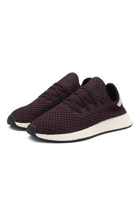 Текстильные кроссовки Deerupt на шнуровке | Фото №1