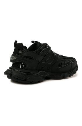 Мужские текстильные кроссовки track BALENCIAGA черного цвета, арт. 542023/W1GB1 | Фото 5 (Материал внешний: Текстиль; Стили: Гранж; Материал внутренний: Текстиль; Подошва: Массивная; Статус проверки: Проверена категория)