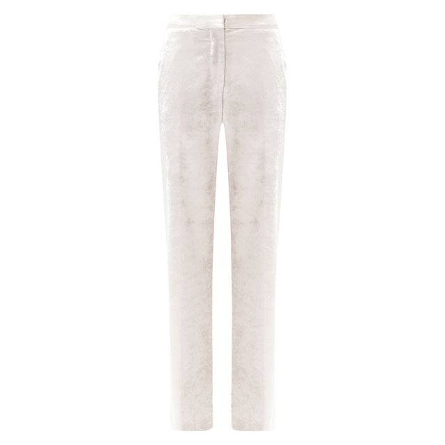 Бархатные брюки Brunello Cucinelli