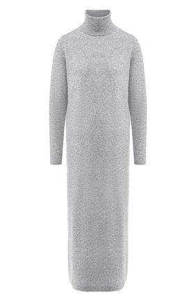 Вязаное платье-миди из смеси шерсти и кашемира | Фото №1