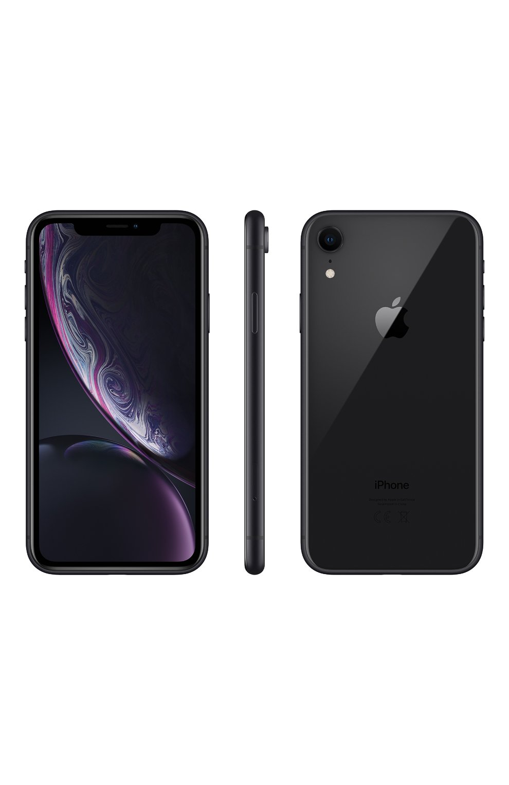 iPhone XR 64GB Black Apple black | Фото №2