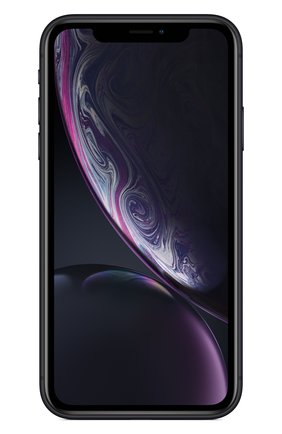 Мужской iphone xr 256gb black APPLE black цвета, арт. MRYJ2RU/A | Фото 1