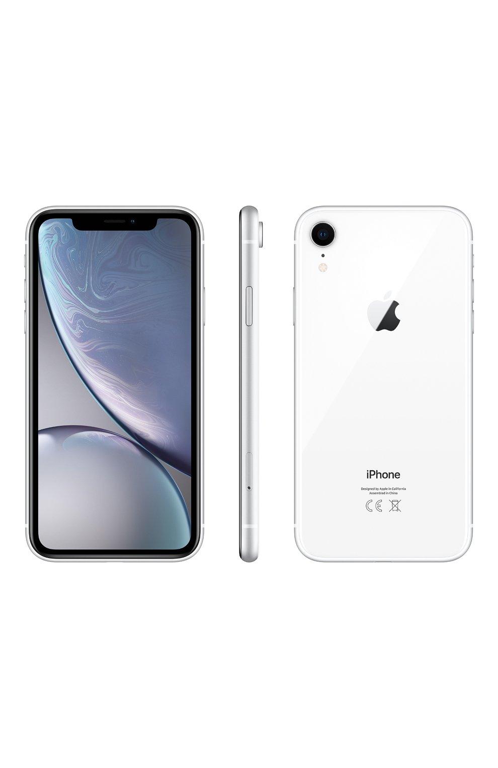 iPhone XR 128GB White Apple white   Фото №2