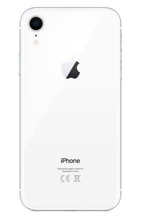 iPhone XR 128GB White Apple white   Фото №3