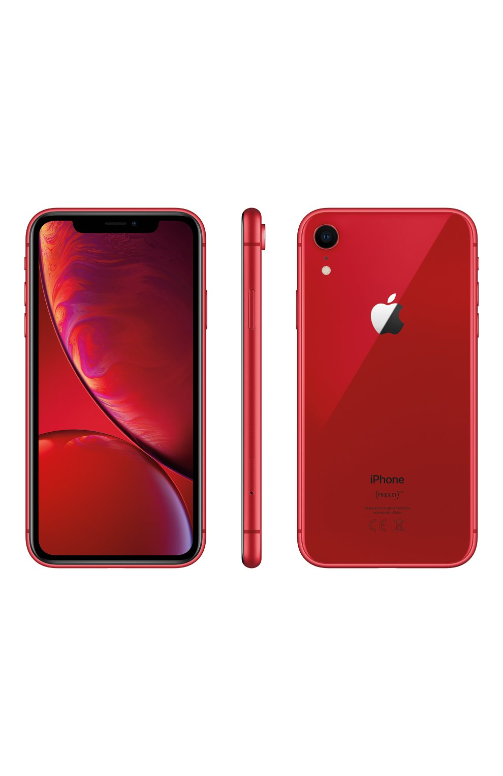 iPhone XR 128GB (PRODUCT)RED Apple red | Фото №2