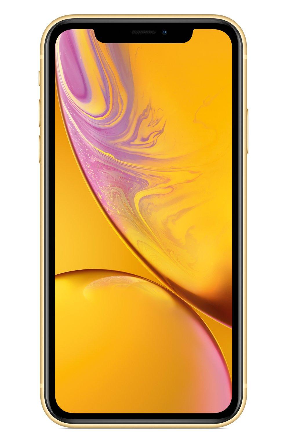 iPhone XR 64GB Yellow Apple yellow | Фото №1