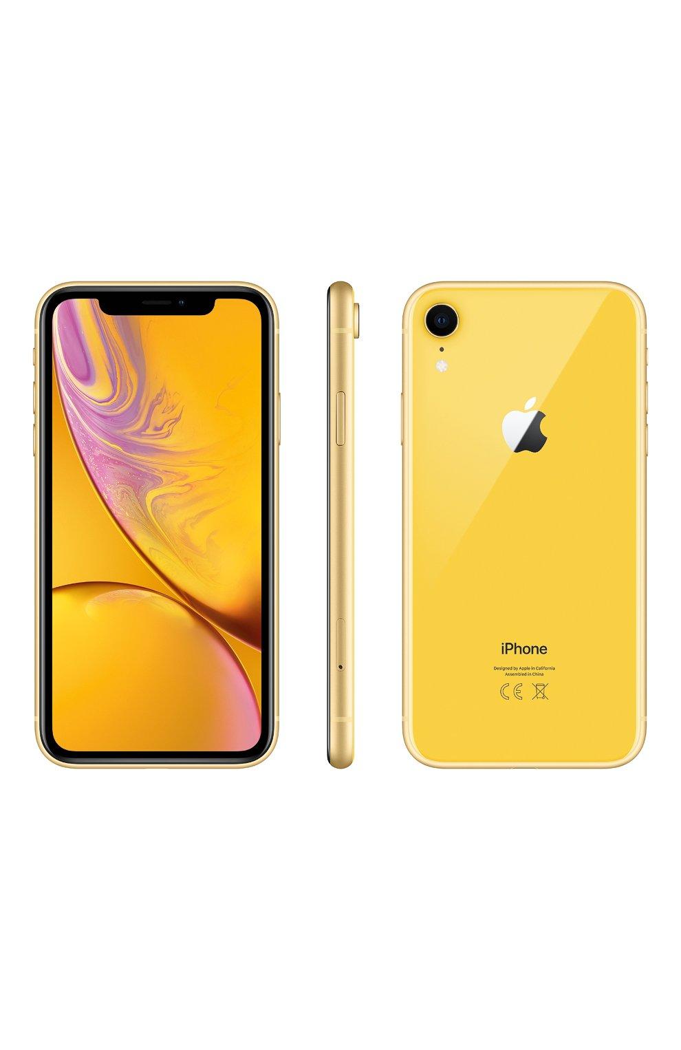 iPhone XR 64GB Yellow Apple yellow | Фото №2