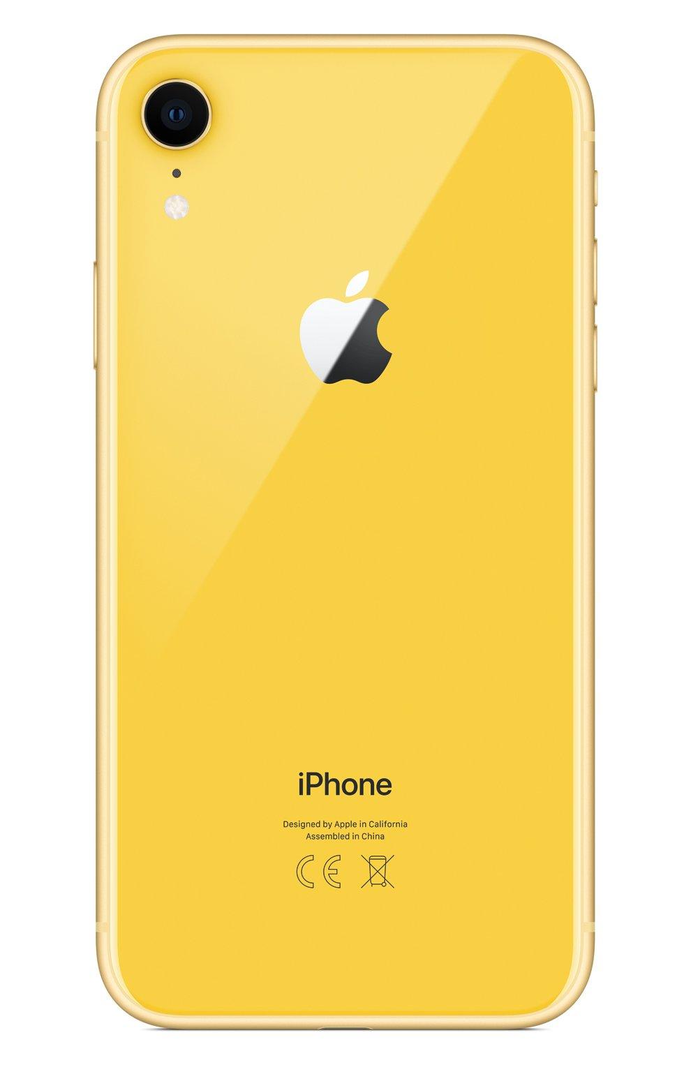 iPhone XR 256GB Yellow | Фото №3