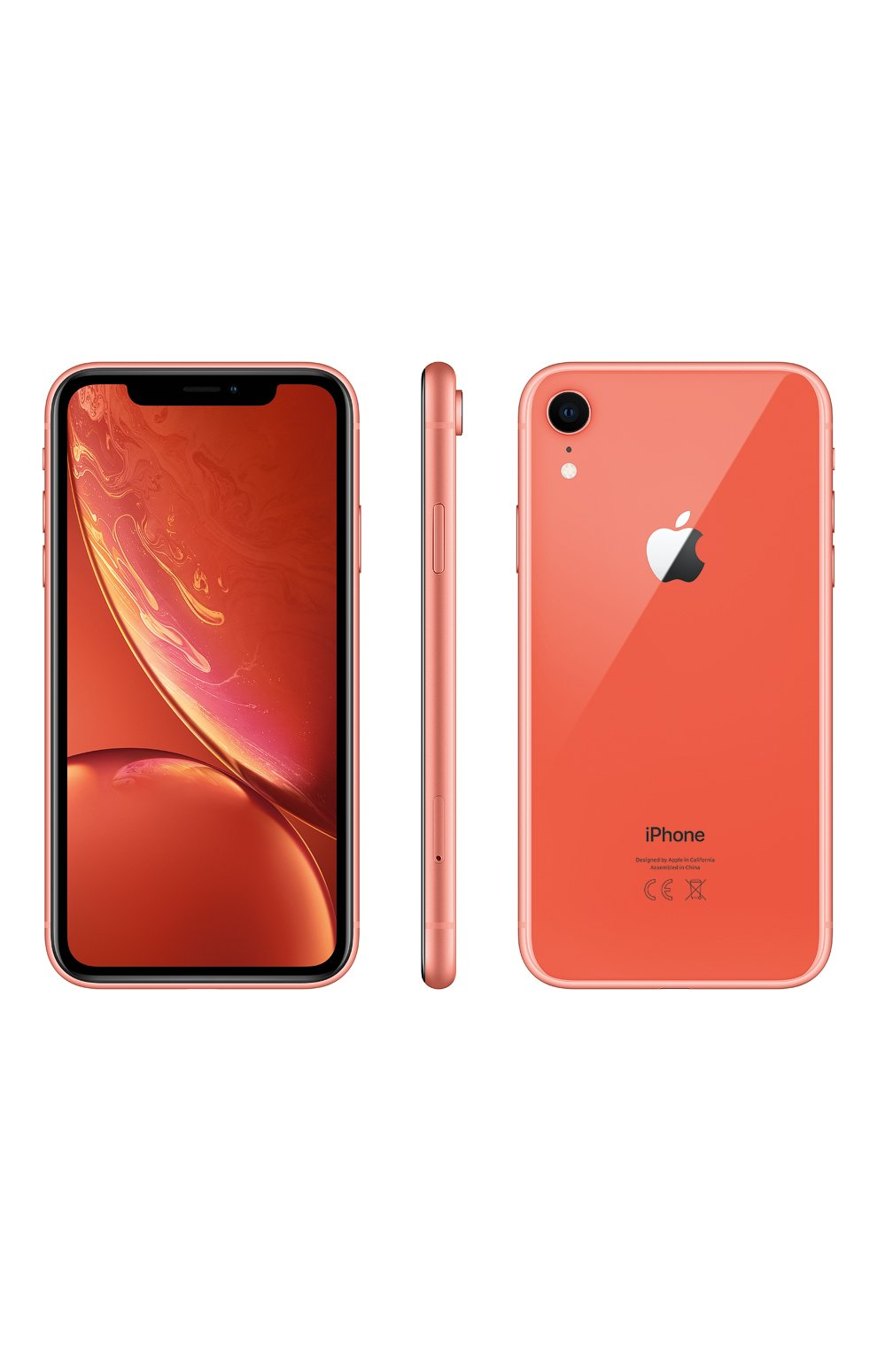 iPhone XR 64GB Coral Apple coral | Фото №2