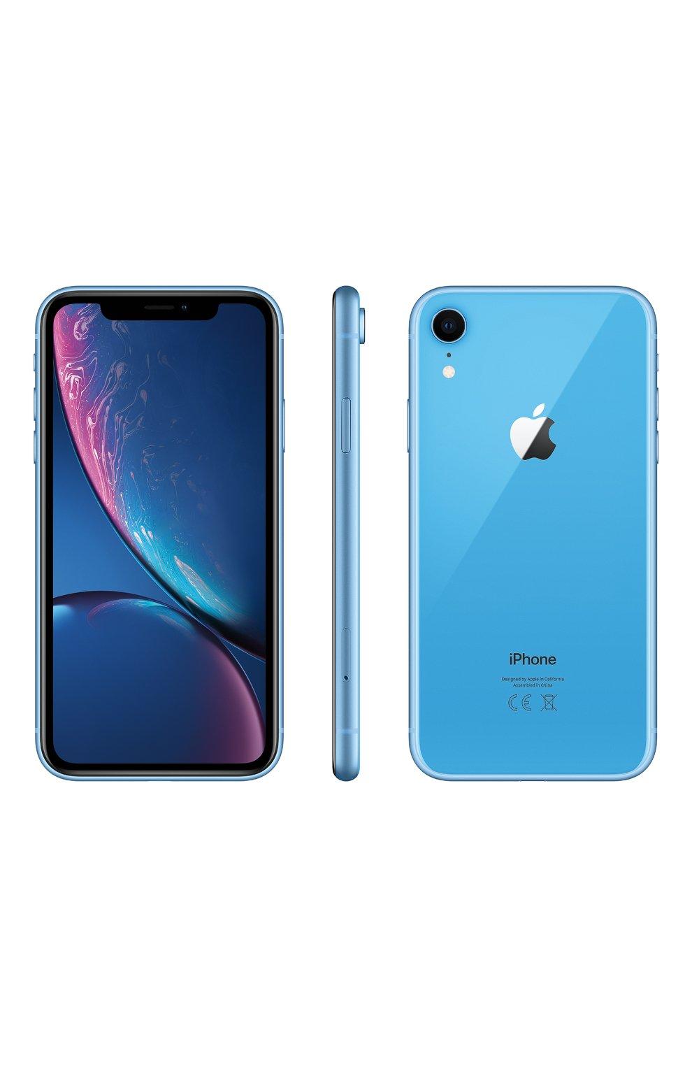 iPhone XR 64GB Blue Apple blue | Фото №2