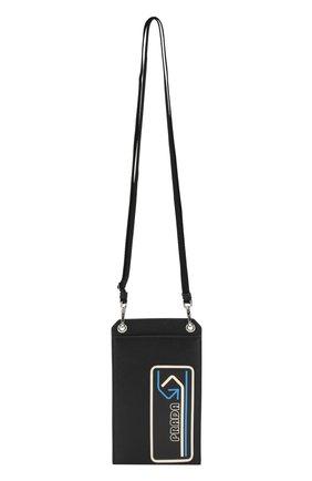 Кожаный чехол на iPhone с ремнем | Фото №1