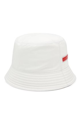 Мужская панама prada linea rossa PRADA белого цвета, арт. 2HC137-1L4K-F0K74 | Фото 2