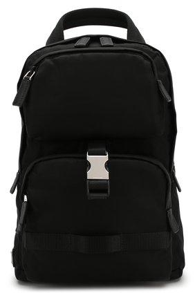 Текстильный рюкзак на одно плечо | Фото №1