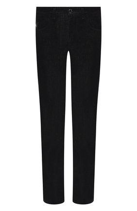 Мужские джинсы прямого кроя ZILLI темно-синего цвета, арт. MCQ-00250-DECH1/R001/AMIS | Фото 1