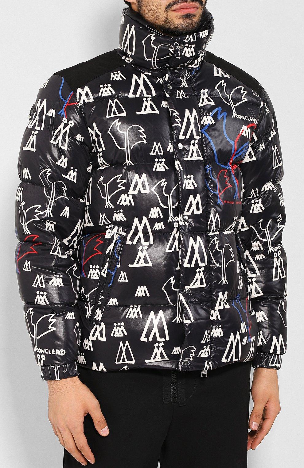4bc84145059 Мужские куртки Moncler по цене от 26 450 руб. купить в интернет-магазине ЦУМ
