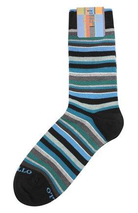 Носки из смеси хлопка и кашемира | Фото №1