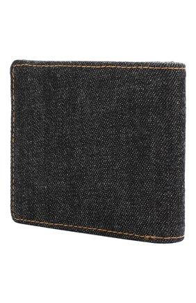 Текстильное портмоне с отделением для кредитных карт | Фото №2