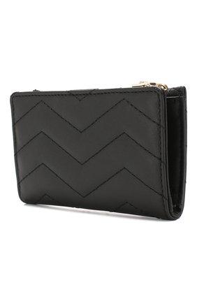 Кожаный кошелек с отделениями для кредитных карт | Фото №2