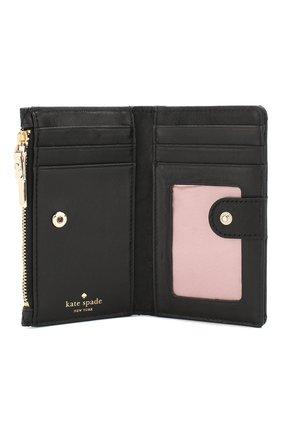Кожаный кошелек с отделениями для кредитных карт | Фото №3