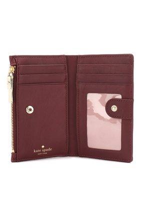 Кожаный кошелек с отделениями для кредитных карт   Фото №3