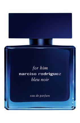 Мужской парфюмерная вода for him bleu noir NARCISO RODRIGUEZ бесцветного цвета, арт. 880755BP | Фото 1