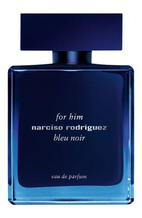 Мужской парфюмерная вода for him bleu noir NARCISO RODRIGUEZ бесцветного цвета, арт. 880765BP | Фото 1