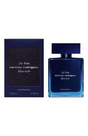 Мужской парфюмерная вода for him bleu noir NARCISO RODRIGUEZ бесцветного цвета, арт. 880765BP   Фото 2