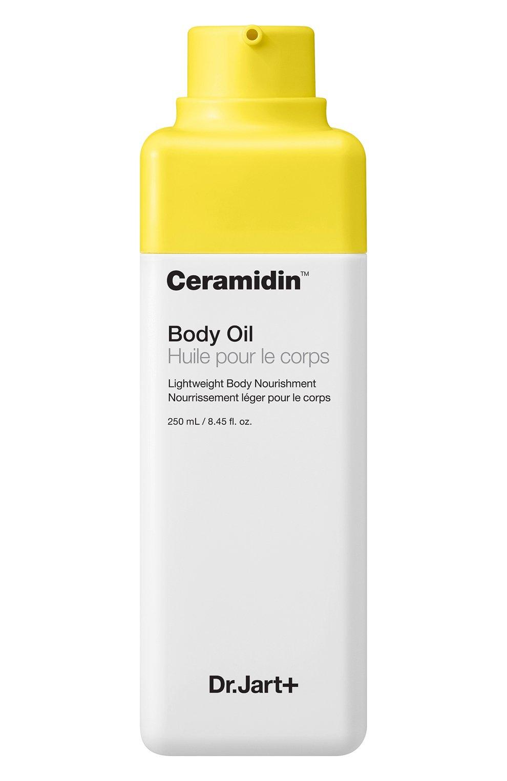 Женского масло для тела ceramidin DR.JART+ бесцветного цвета, арт. 8809535802453 | Фото 1