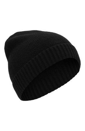 Детского кашемировая шапка MONCLER ENFANT черного цвета, арт. D2-954-99207-00-9959E | Фото 1