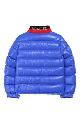 Куртка на молнии с воротником-стойкой | Фото №2