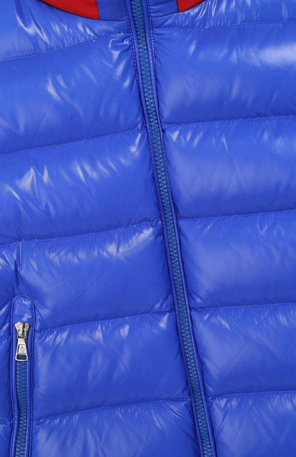 Куртка на молнии с воротником-стойкой | Фото №3