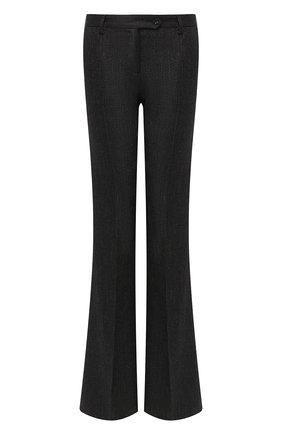 Расклешенные брюки из смеси кашемира и шелка | Фото №1