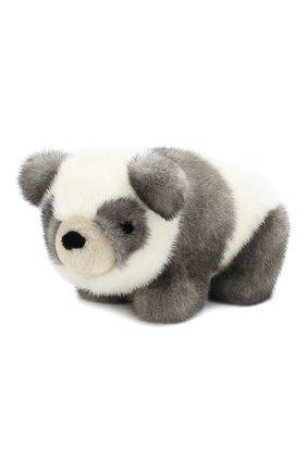 Мужского игрушка панда с меховой отделкой LORO PIANA разноцветного цвета, арт. FAI3465 | Фото 2