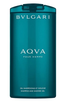 Шампунь-гель для душа Aqva Pour Homme | Фото №1