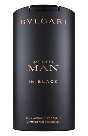 Шампунь гель для душа Man In Black (200ml) | Фото №1