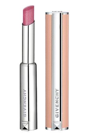 Бальзам для губ Le Rouge Perfecto, оттенок 03 сверкающий розовый   Фото №1