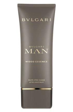 Бальзам после бритья Bvlgari Man Wood Essence | Фото №1