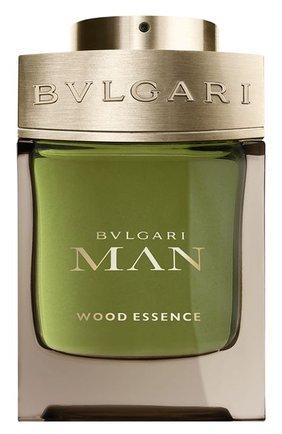 Мужской парфюмерная вода bvlgari man wood essence BVLGARI бесцветного цвета, арт. 46101BVL | Фото 1
