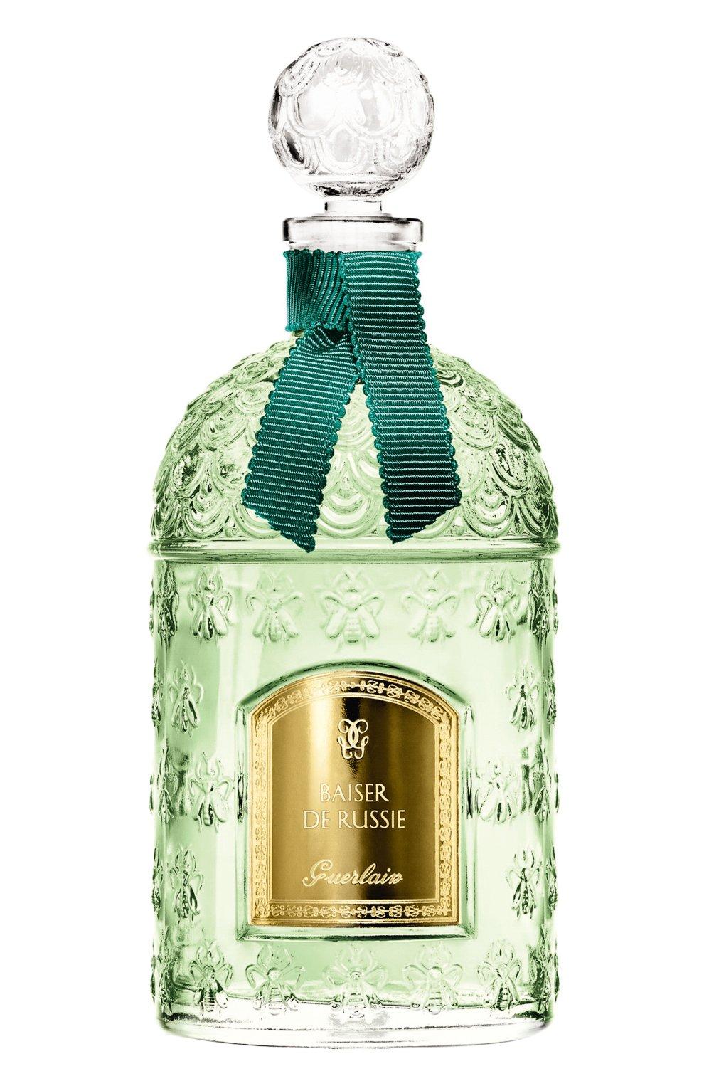 Женский парфюмерная вода baiser de russie GUERLAIN бесцветного цвета, арт. G017774 | Фото 1