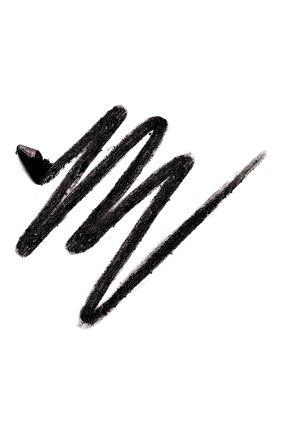Карандаш-кайал для глаз, оттенок 1 True Black | Фото №2