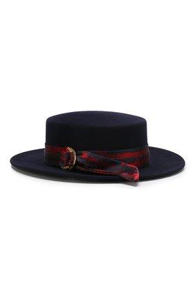 Фетровая шляпа Kiki | Фото №1